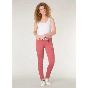 Yest Jeans Deep Rose Pink EUR 38 UK 10 US 6